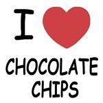 I heart chocolate chips