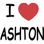 I heart ashton