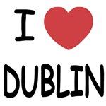 I heart dublin