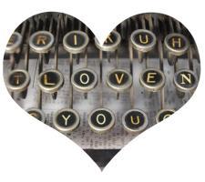 Heart Typewriter