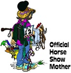 Horse Show Mother - english