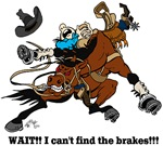 Horse Without Brakes
