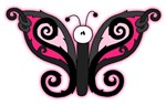 gothic butterfly apparel & more