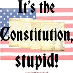 It's the Constitution, stupid!