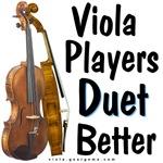 Violists Duet Better!