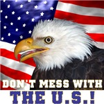 Don't Mess with the U.S.!