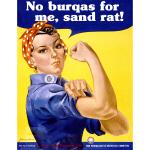 No burqas for me!