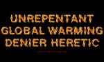 Global Warming Heretic
