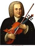 J.S. Bach on Viola