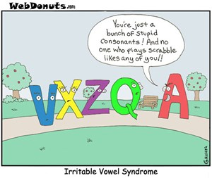 Irritable Vowel Syndrome
