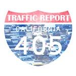 405 TRAFFIC REPORT