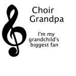 My grandchild sings!