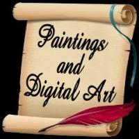 Paintings & Digital Art
