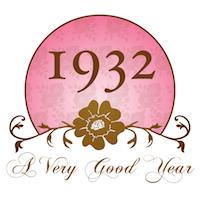1932 A Very Good Year