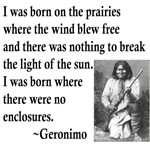 Geronimo Quote