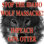 Stop the wolf massacre