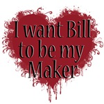 I want Bill to be my maker
