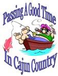 Cajun Pass Time