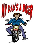 My Dad Is A Biker