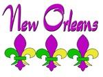 New orleans Fleur De Lis