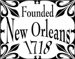 New Orleans Wrought Iron Design