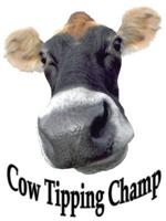 Cow Tipping Champ