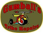 Gumball Trike Repair
