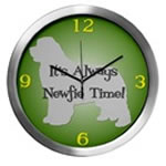 NEWFIE TIME Wall Clocks