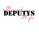 Proud Deputys Wife
