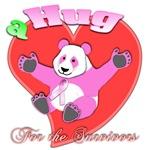 a Hug for the Survivors Panda