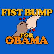 Fist Bump for Obama