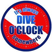It's Dive O'Clock Somewhere