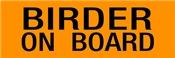 Birder On Board