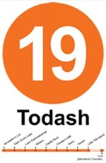 NEW! Subway 19 - Todash