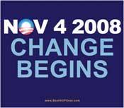 """""""Change Begins"""""""