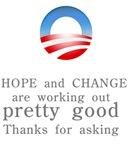 Hope And Change