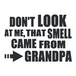 Grandpa Smell