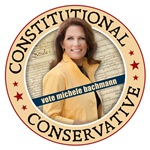 Constitutional Conservative Michele Bachmann