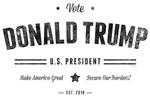 Vote Donald Trump