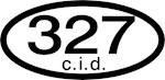 Chevy 327 c.i.d.