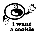 I want a cookie