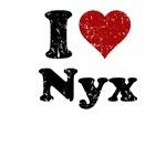 I heart Nyx
