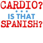 cardio? is that spanish?