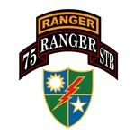 75th STB w/Crest