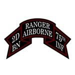 2nd Ranger Bn Old Scroll