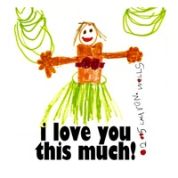 I Love You This Much! Wedding Bridal Mother's Day