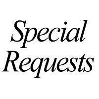Special Requests - High School Graduation t-shirts