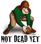Old Not Dead Yet Football