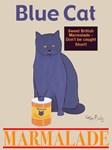 Blue Cat Marmalade