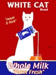 White Cat Milk